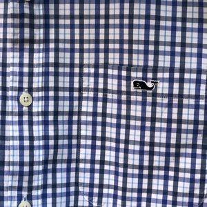 VTG Vineyard Vines Slim Fit Tucker Shirt, Size S